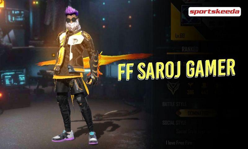 FF Saroj Gamer