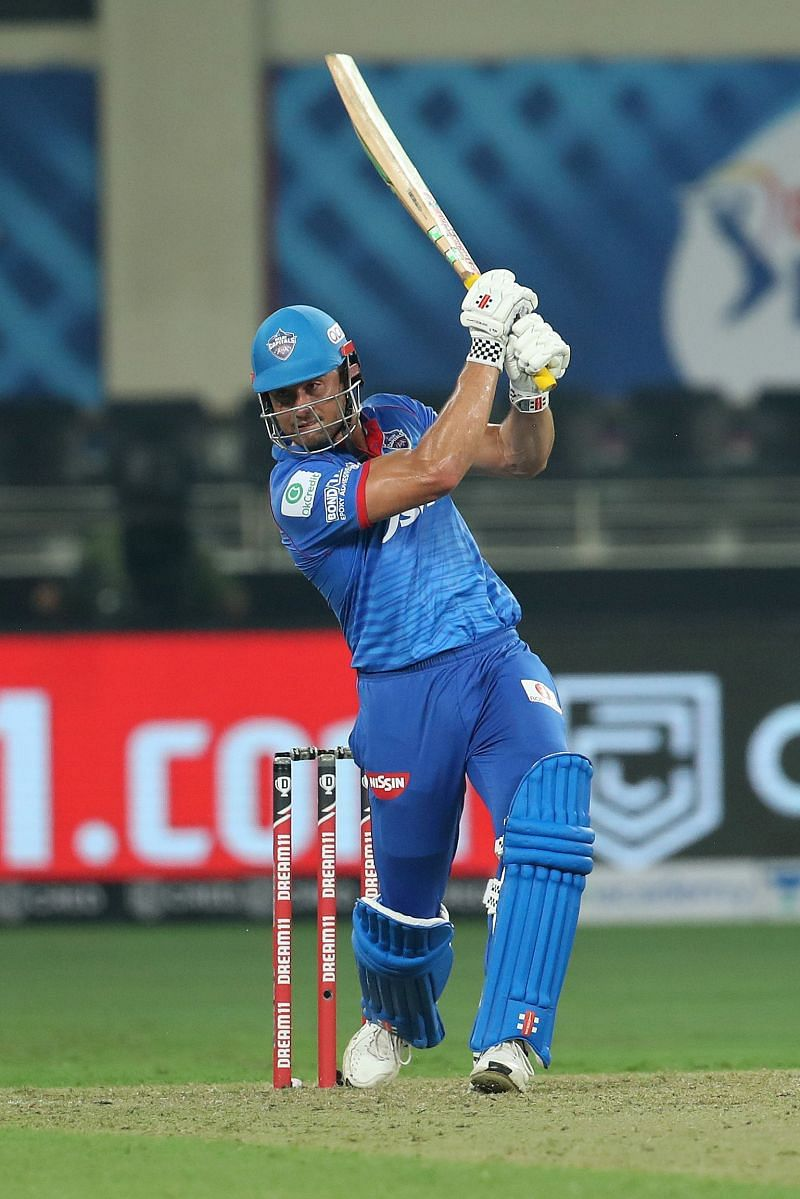 Marcus Stoinis has been a solid allrounder for Delhi Capitals. Source: BCCI/IPL