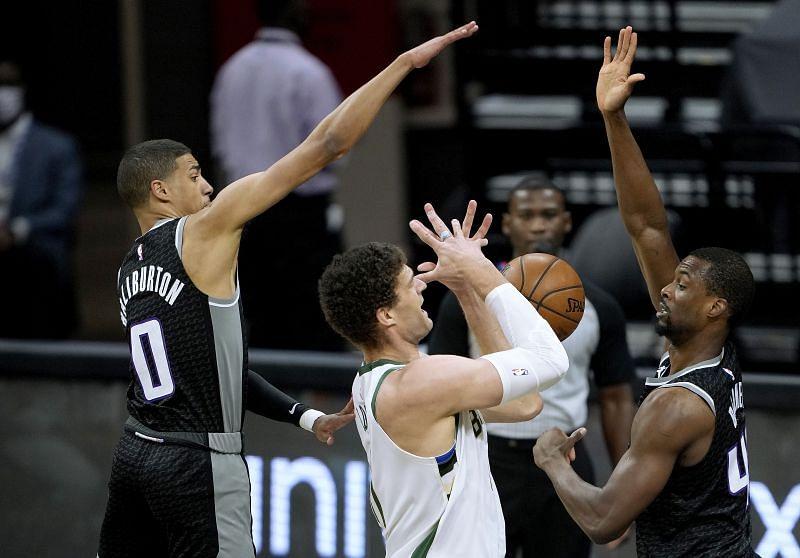 Sacramento Kings in action