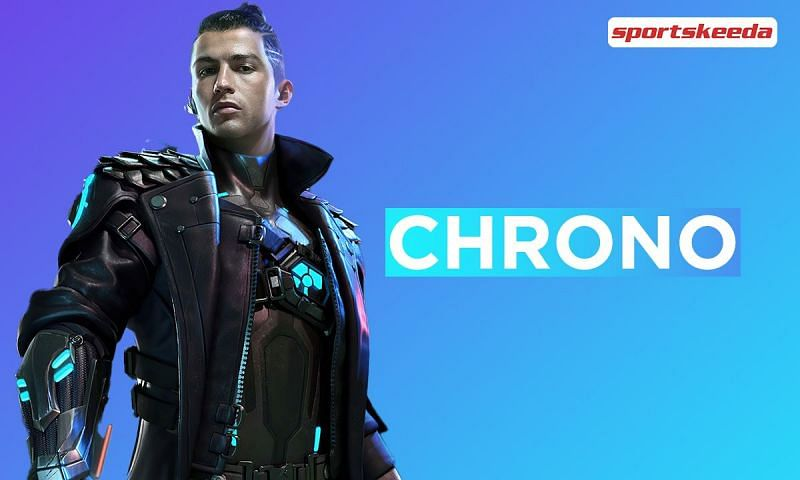 Chrono is one of the most popular characters in Free Fire