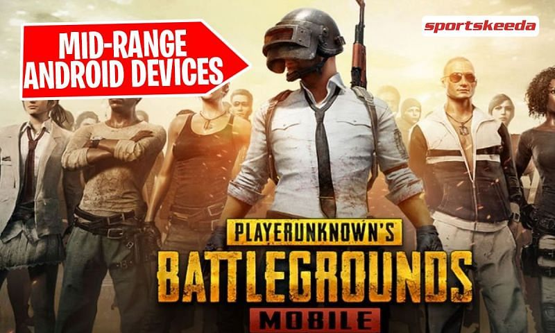 Best games like PUBG Mobile for mid-range Android devices