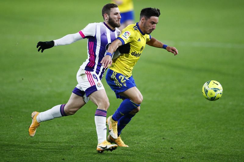 Cadiz take on Real Valladolid this weekend