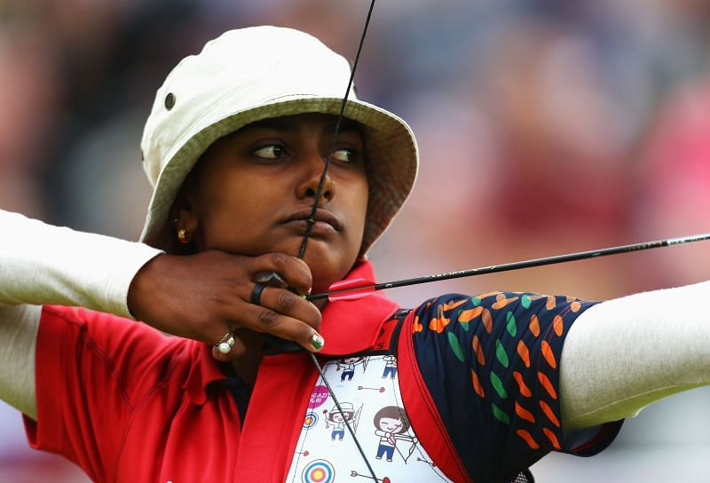 Deepika Kumari will feature in the third Olympic Games