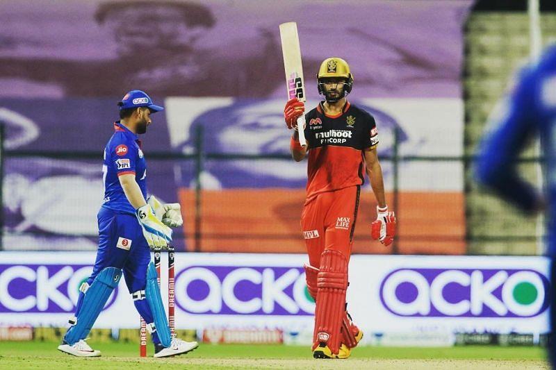 Devdutt Padikkal scored 473 runs at an average of 31.53 in IPL 2020 [Credits: Twitter]