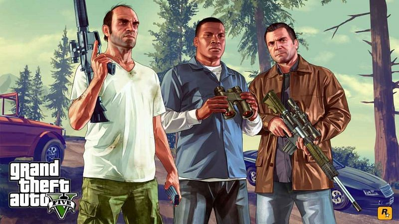 GTA 5 is representative of the pinnacle of modern open-world games (Image via Rockstar Games)