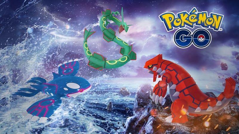Powerful Pokemon (Image via Niantic)