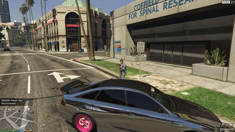 The Multiplayer Co-Op mod is one of the best mods available for GTA 5 (Image via gtaall.com)