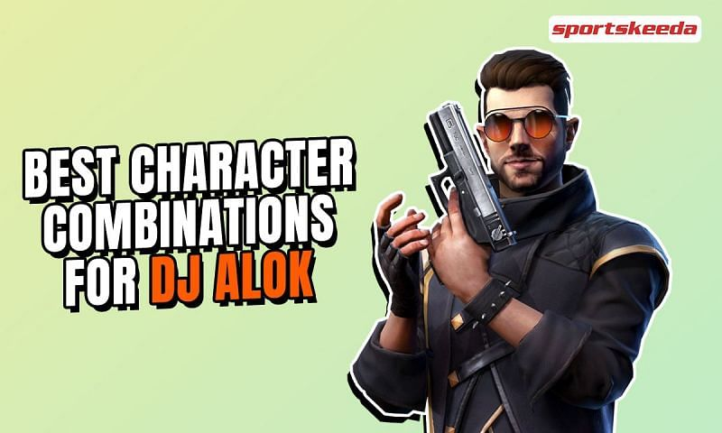 Combinations for DJ Alok in Free Fire