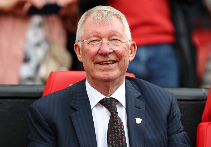 Sir Alex Ferguson managed Manchester United for 26 years