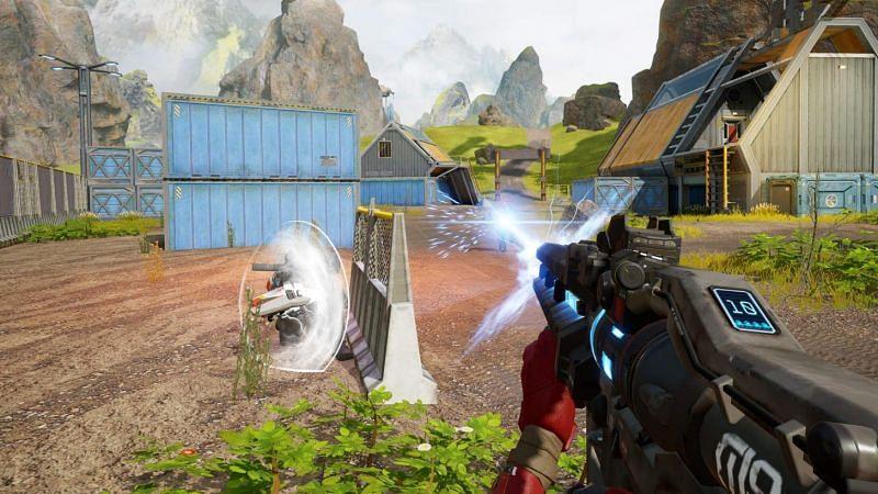 Apex Legends Mobile beta - Weapons (Image via Respawn Entertainment)