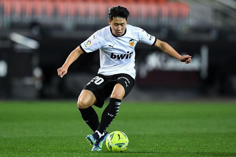Valencia take on Osasuna this week