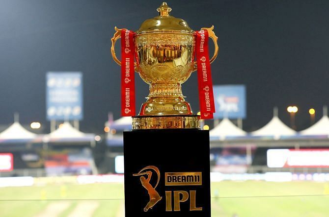 CSK, DC, RR and PBKS are currently in Mumbai and will play their first set of matches at the Wankhede Stadium