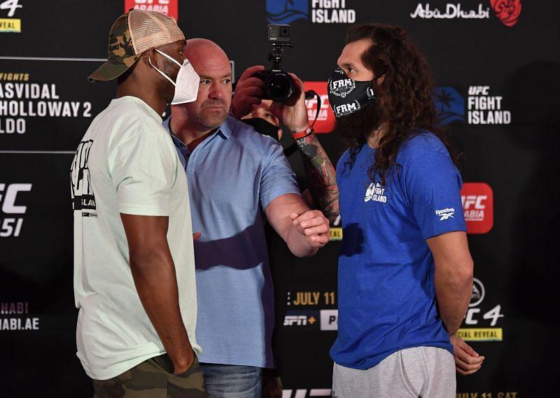 Kamaru Usman and Jorge Masvidal are set to rematch at UFC 261 - so will Usman win again?