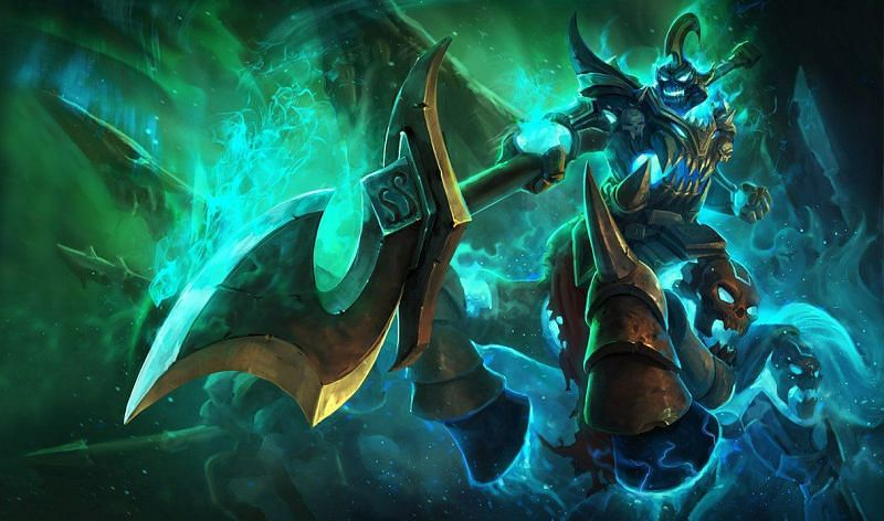 Hecarim nerfs are coming in League of Legends patch 11.9 (Image via Riot Games)