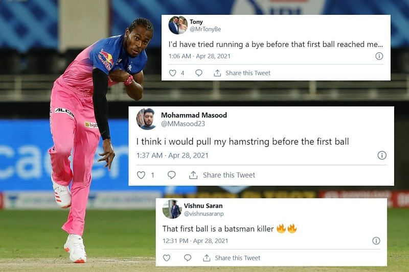 England and RR star Jofra Archer