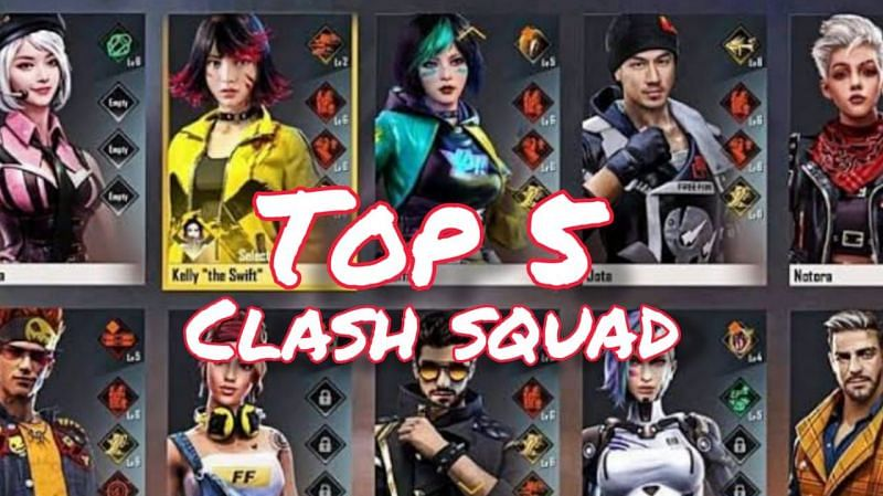 The Clash Squad mode is one of the most popular arcade modes in Garena Free Fire (Image via Sportskeeda)