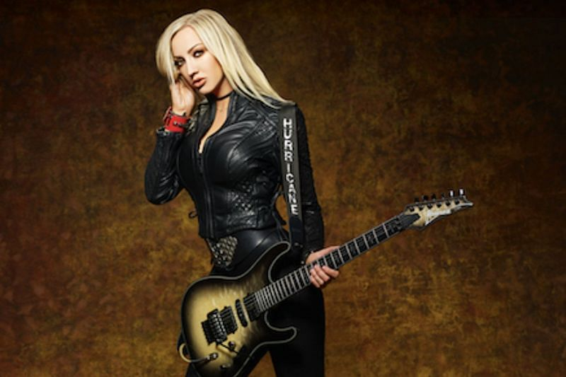 Could we see Nita Strauss compete inside a WWE ring in the future?