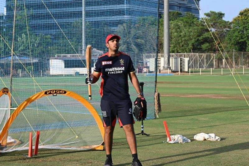 Malolan Rangarajan joined RCB as the Head of Scouting in 2019