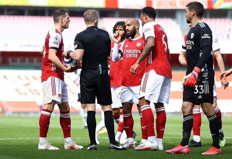 Arsenal v Fulham - Premier League