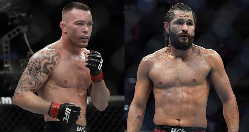 Colby Covington (Left) and Jorge Masvidal (Right)