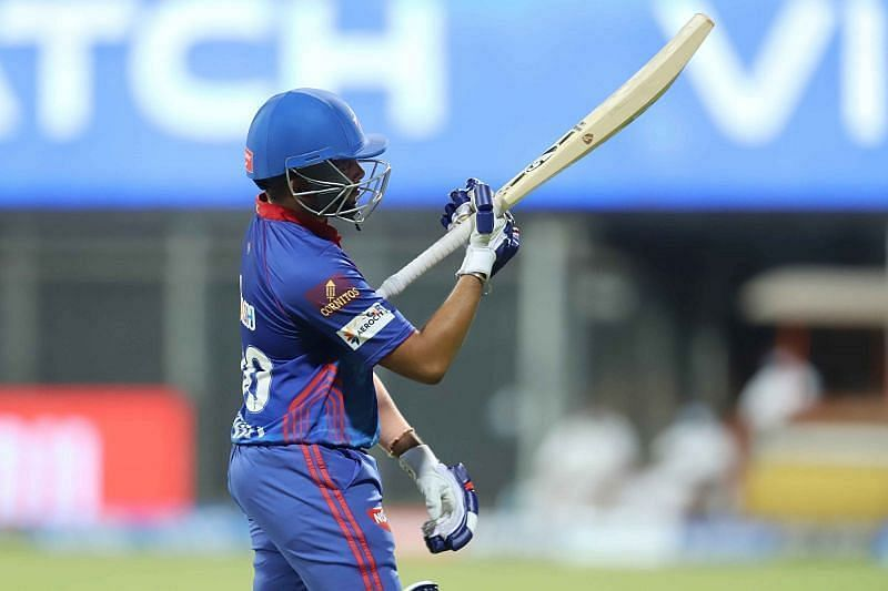 Prithvi Shaw Pic: IPLT20.COM