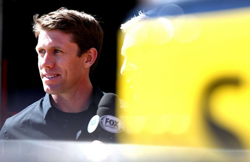 Should Carl Edwards return to NASCAR? Photo: Jerry Markland/Getty Images.