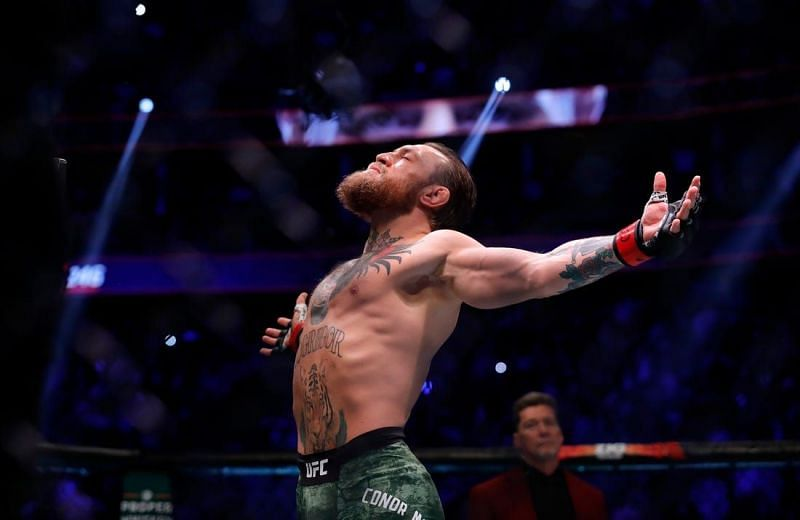 """""""The Mac is back in Sin City"""" - Conor McGregor promises a ..."""
