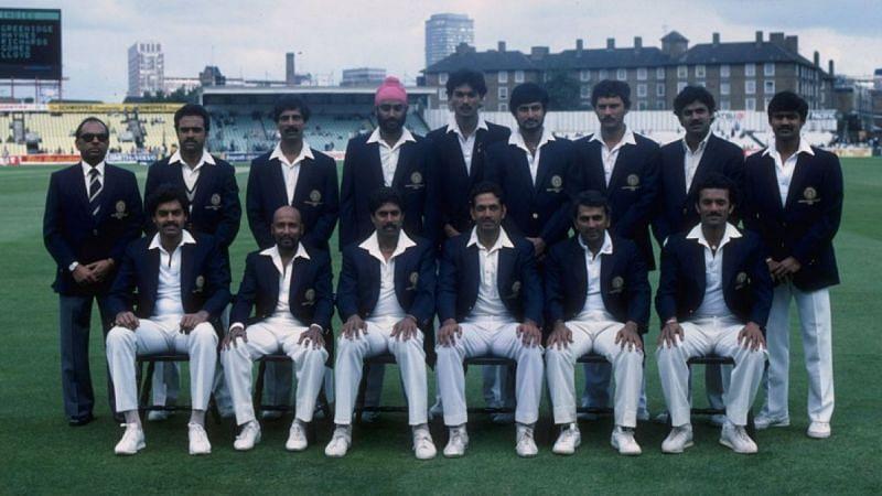 1983 World Cup Team