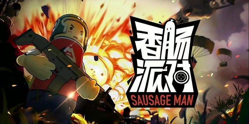Sausage Man (Image via Twitter)