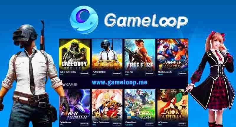 GameLoop  (Image via www.gameloop.me)