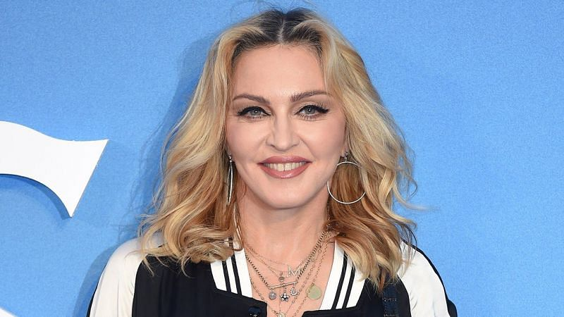 Madonna recently shelled out a fortune for The Weeknd's old abode (image via ET Online)