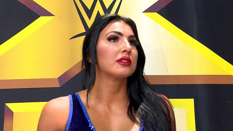 Billie Kay was one of many WWE Superstars who were recently released