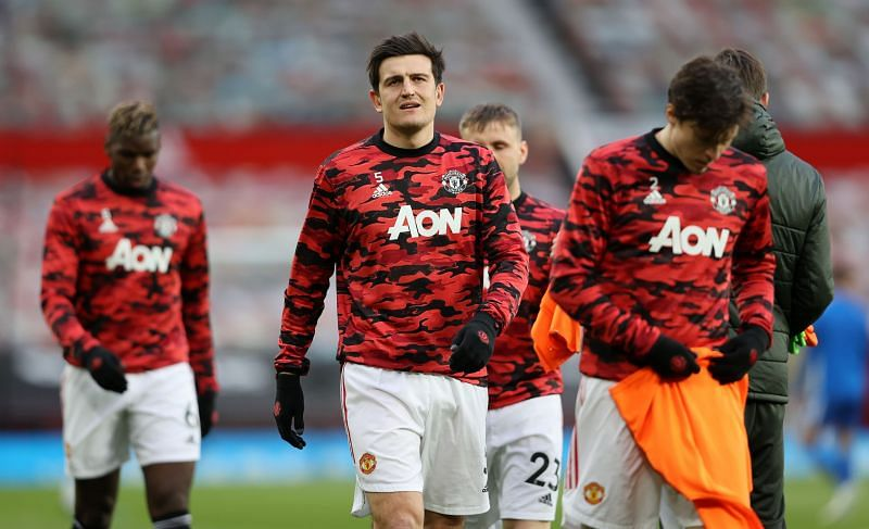 Manchester United are in the market for a central defender to play alongside Harry Maguire
