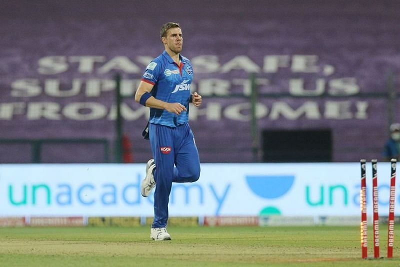 Anrich Nortje could be a game-changer for the Rajasthan Royals (Image Courtesy: IPLT20.com)