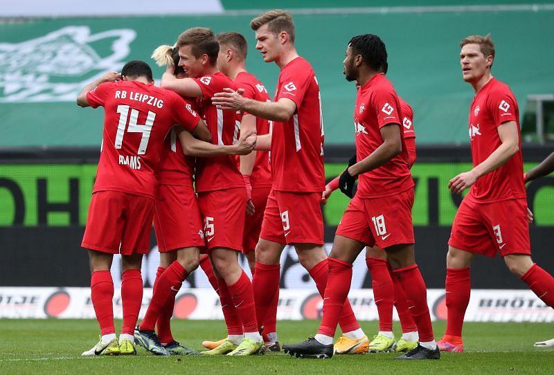 RB Leipzig play Hoffenheim on Friday