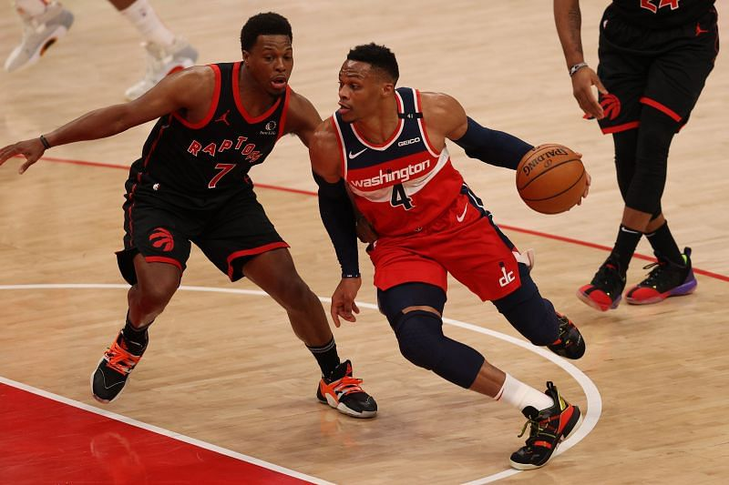 The Washington Wizards and the Toronto Raptors have already met once this season.