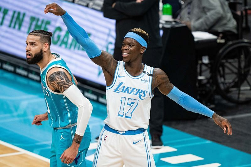 Dennis Schroder has already turned down a massive offer from the LA Lakers this season