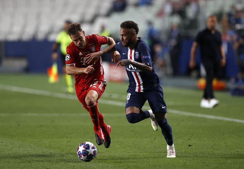 Bayern Munich and Paris Saint-Germain will face off at the Allianz Arena on Wednesday night