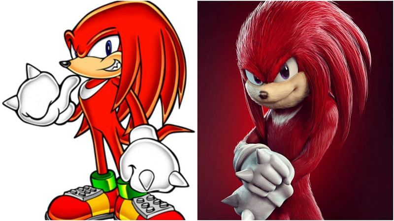 Knuckles is officially set to join Sonic in the fight against Dr. Robotnik