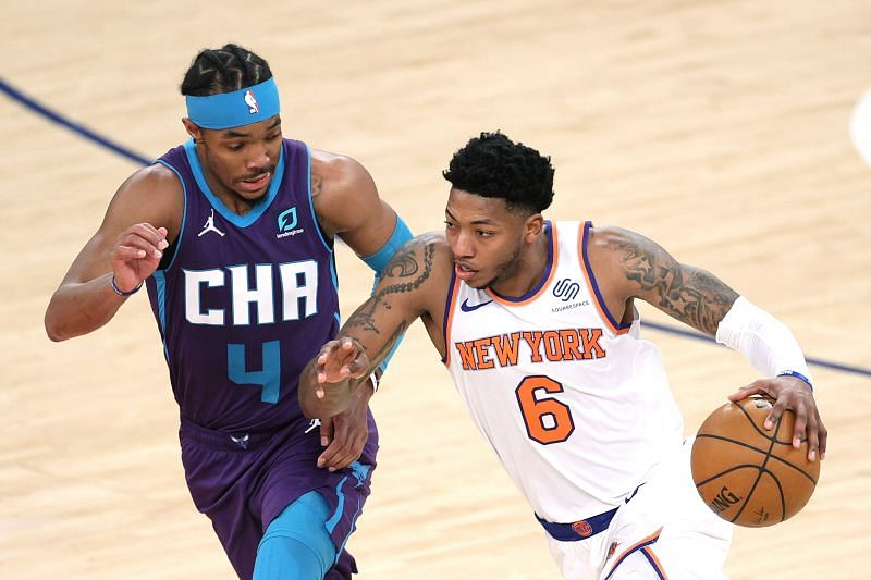 The New York Knicks are heading to the NBA Playoffs
