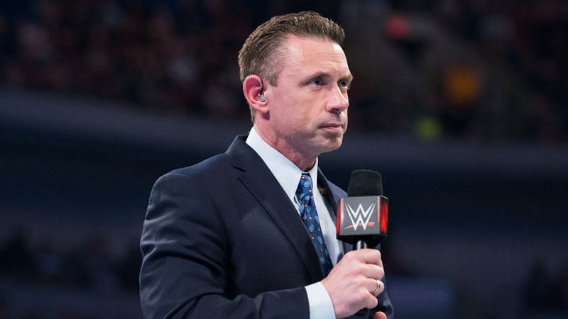 Michael Cole has worked for WWE since 1997