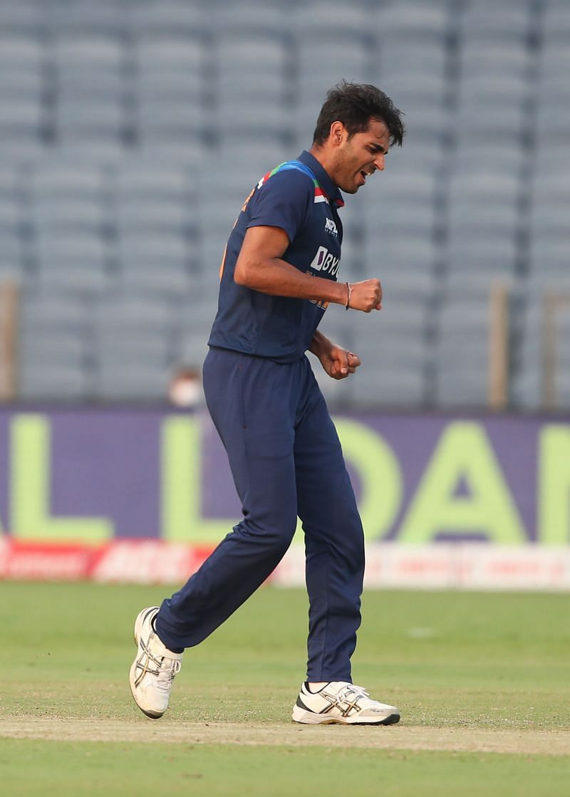 Bhuwaneshwar Kumar was extremely good in the recently concluded series against England