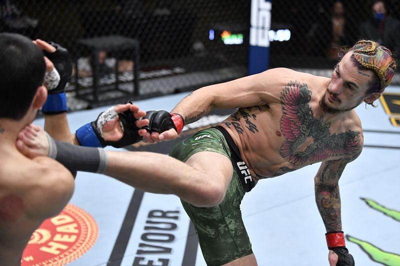 UFC 260: O