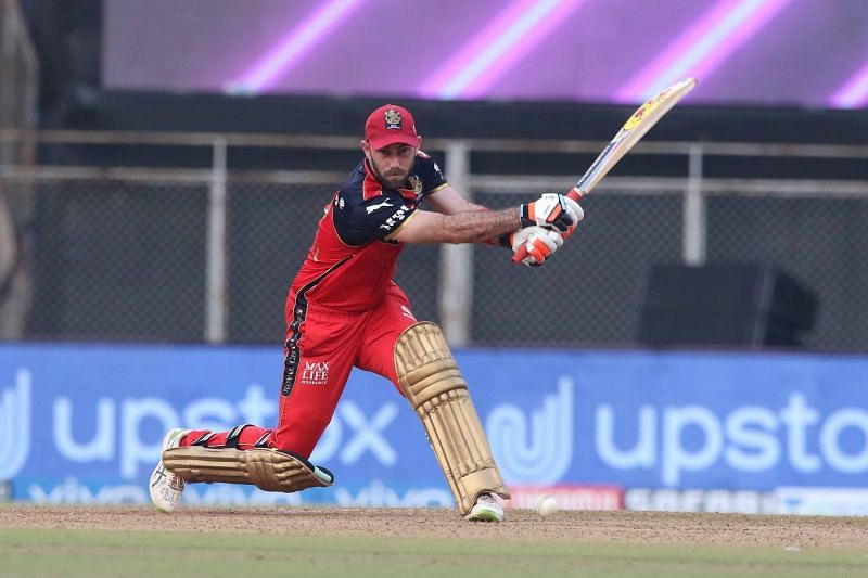 Glenn Maxwell will look to score some runs off the DC spinners. (Image Courtesy: IPLT20.com)