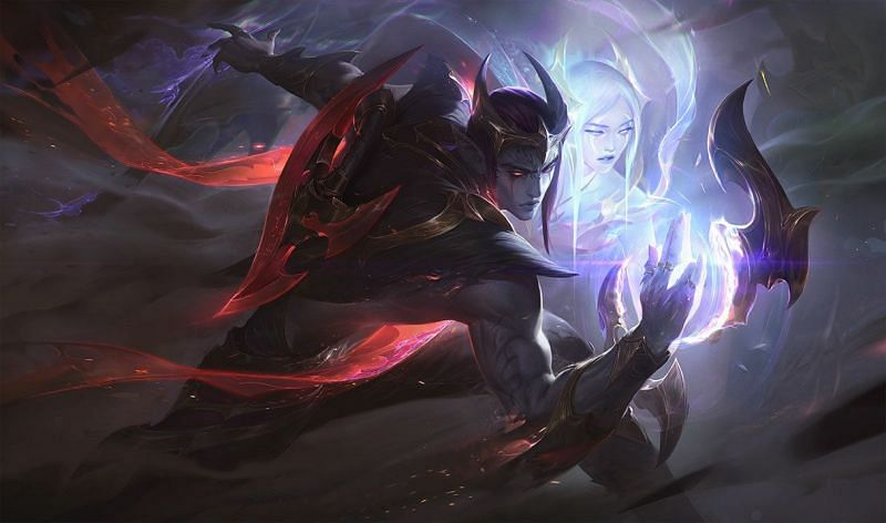 Aphelios is set to receive his long-awaited buff (Image via Riot Games - League of Legends)