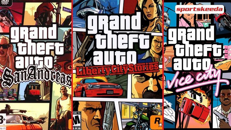GTA games with the best graphics on Android and iOS