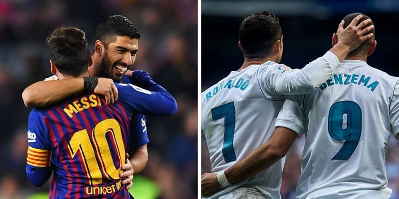 Cristiano Ronaldo and Lionel Messi are among the greatest footballers of all time