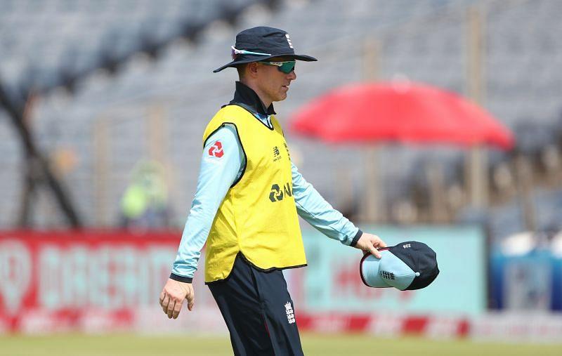 Eoin Morgan will lead KKR in IPL 2021