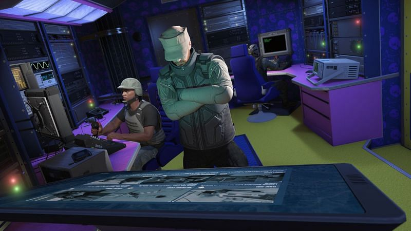 The Nerve Center is one of the reasons why players but the Terrorbyte in GTA Online (Image via gtaforums)