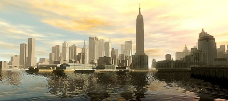 There are 16 games in the GTA series, with half of the franchise being dedicated toward Liberty City (Image via GTA Wiki)